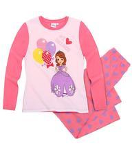 Disney sofia prvá pyžamo ružová, disney,92 / 104 / 110 / 116 / 128