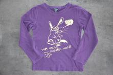 Fialove tricko so zajacom, kenvelo,116