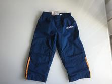 Hrubé zateplené nohavice, adidas,98