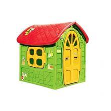 Plastový domček do záhrady,