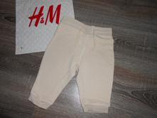 H&m bavlnene tepláky č. 68, h&m,68