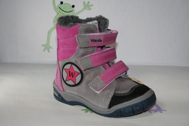 Zimné topánky wanda 616361abb2b