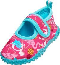 Playshoes topánky do vody - plameniak 174747, playshoes,18 - 35
