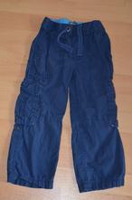 Tensie nohavice daju sa vyhrnut a zapnut kapsace , h&m,104