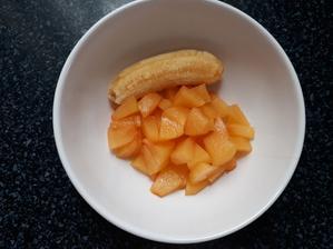 Tm.ringlota a cukrovy banan