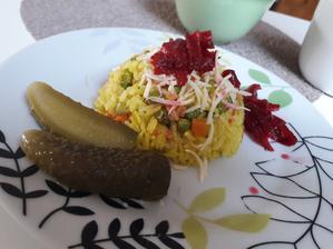 Obed-rizoto z jasminovej ryže