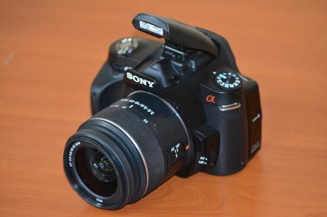 4aa062ade Digitálna zrkadlovka sony alpha 230, sony - 190 € od predávajúcej ...