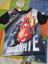 Tricko cars, h&m,110