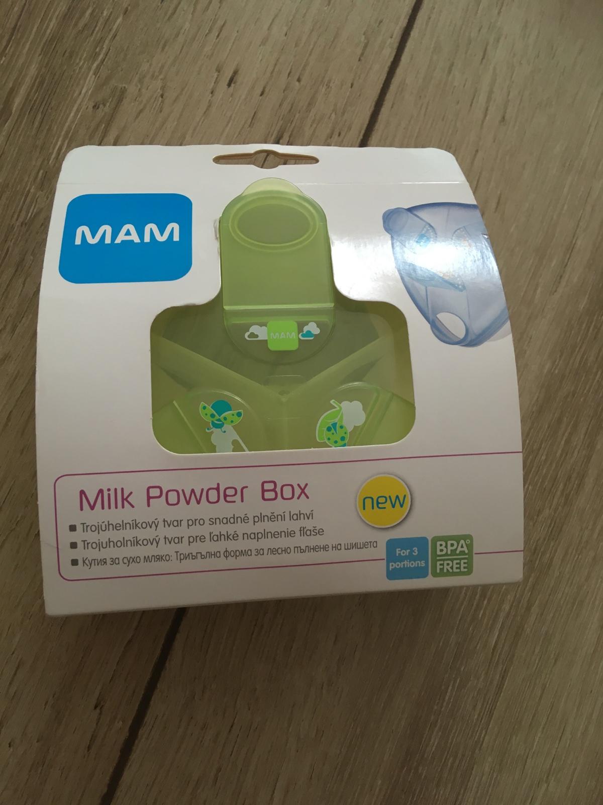 577d5cc5f Zásobník na umelé mlieko, - 6 € od predávajúcej ivmed23 | Detský bazár |  ModryKonik.sk