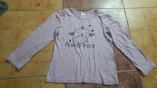Dievčenské tričko, palomino,128
