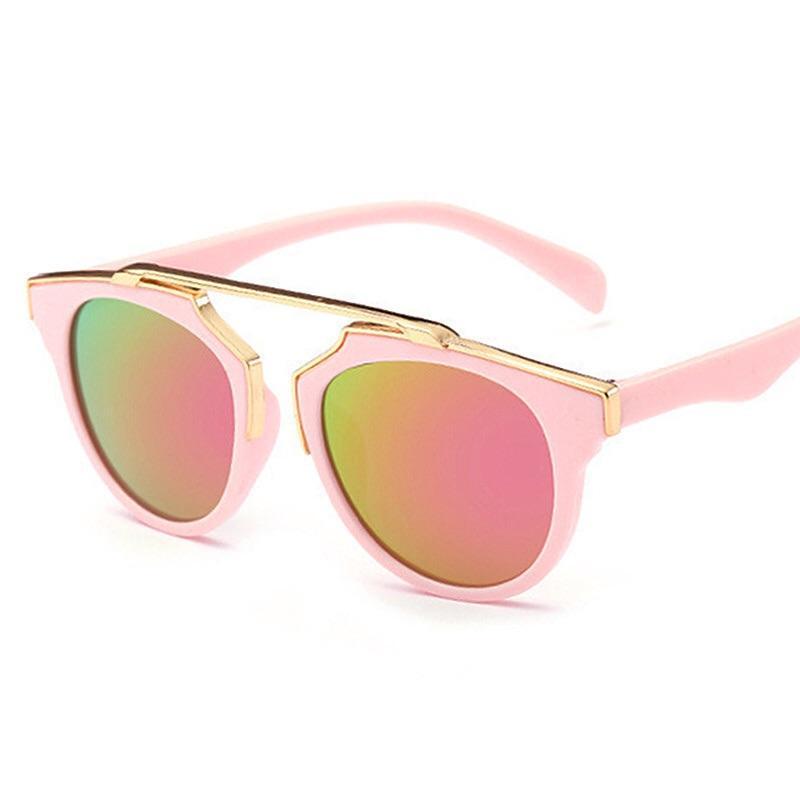 Detské okuliare zrkadlovky  4c4a55c0995