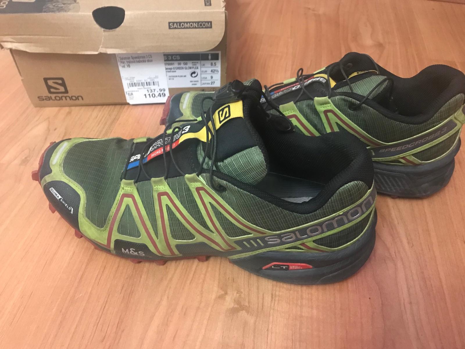 Salomon pánska obuv 2d4fa654f22