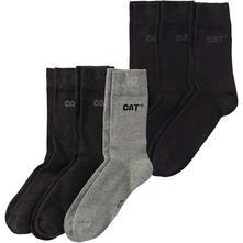 Nkd cat® 3pack pánských ponožek, 38 / 40 / 42 / 44 / 46