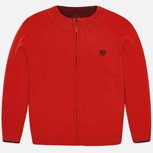 Mayoral chlapčenský sveter 324-036 red, mayoral,92 - 134