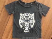 Tričko tiger, h&m,92