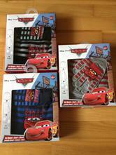 Chlapčenský zimný set cars (v.52 a 54 cm)., disney,98 / 104 / 110 / 116