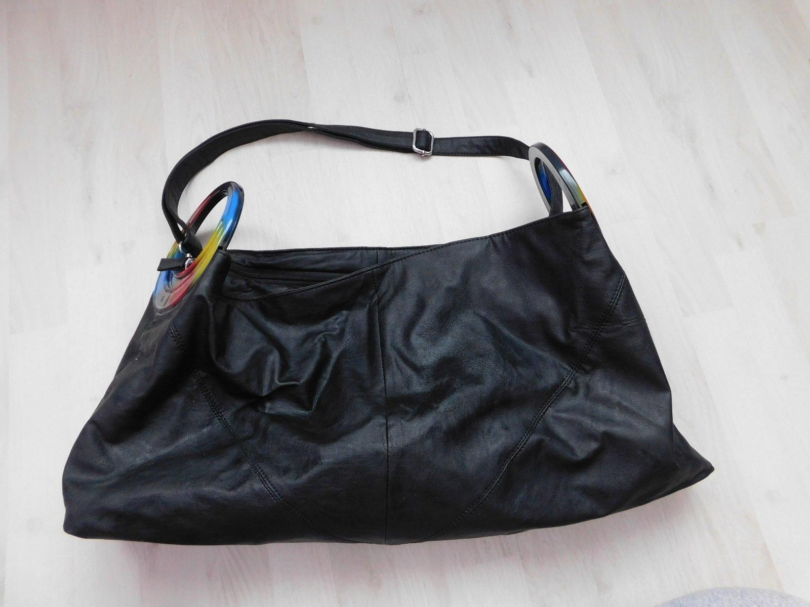 fe9a3870cd80a Veľká kabelka/cestovná taška , - 14,90 € od predávajúcej zuzu01211 ...