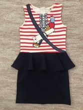 Elegantné letné šaty zn.hm, h&m,116