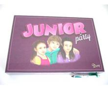 Hra junior párty,
