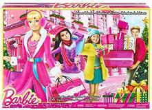 Barbie adventný kalendár,