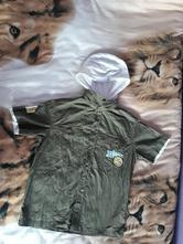 Košeľa s kapucňou, dopodopo,122