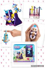 WowWee Fingerlings playset Teeter Totter 💖
