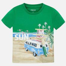 Mayoral chlapčenské tričko 3035-072 grass, mayoral,92 / 98 / 104 / 116 / 128