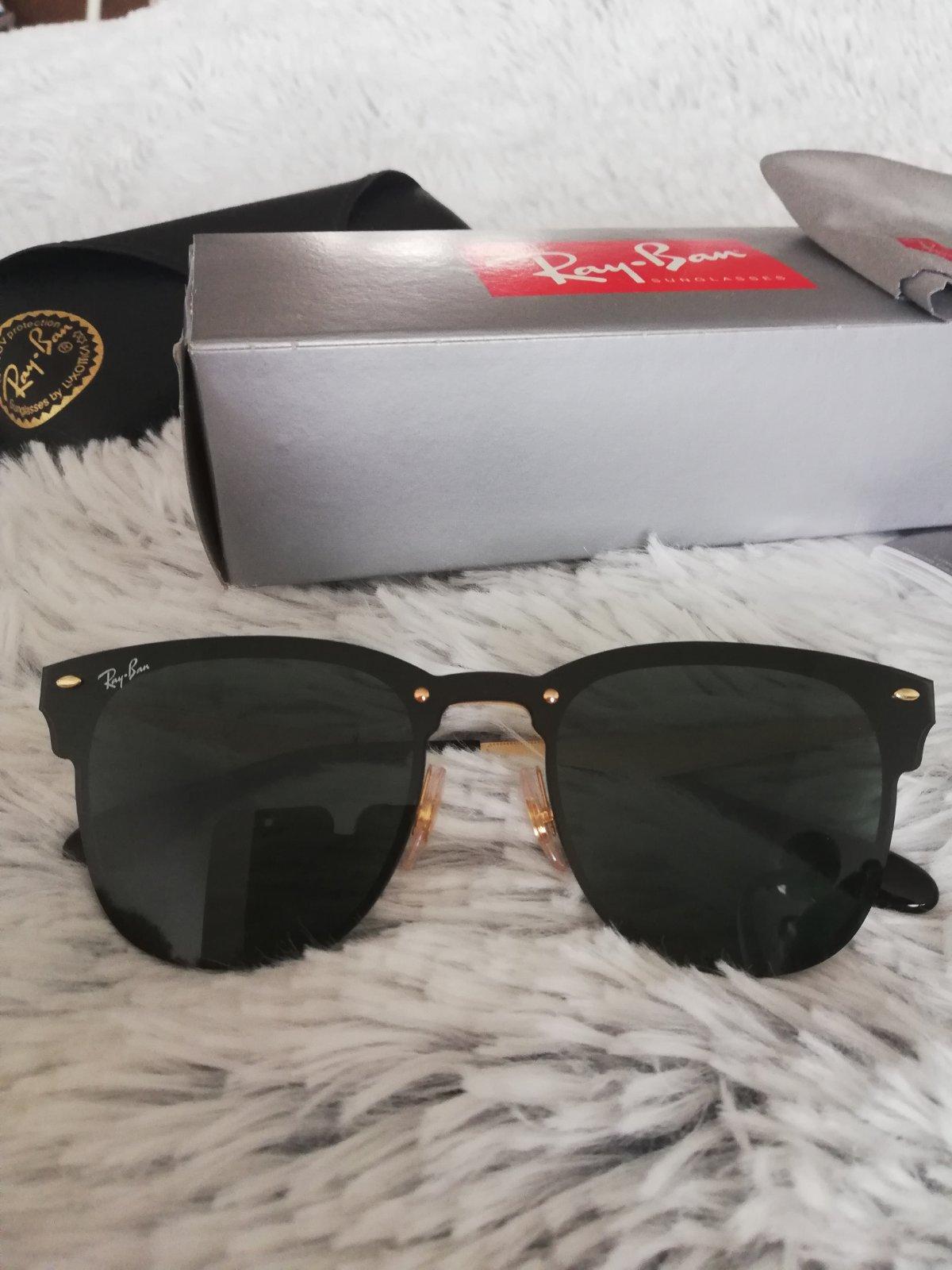d84c42188 Slnečné okuliare ray ban blaze clubmaster, - 93 € od predávajúcej ...