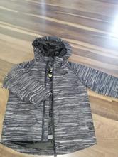 Chlapčenská čierna zimná lyžiarska bunda, v. 3-4 r, f&f,104