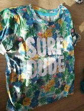 Tricko surf dude, surfer top stav, f&f,92