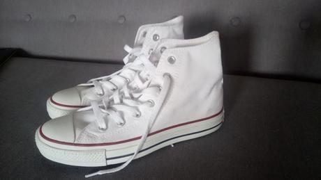 Biele converse kotnikove topánky 311a4c5357e