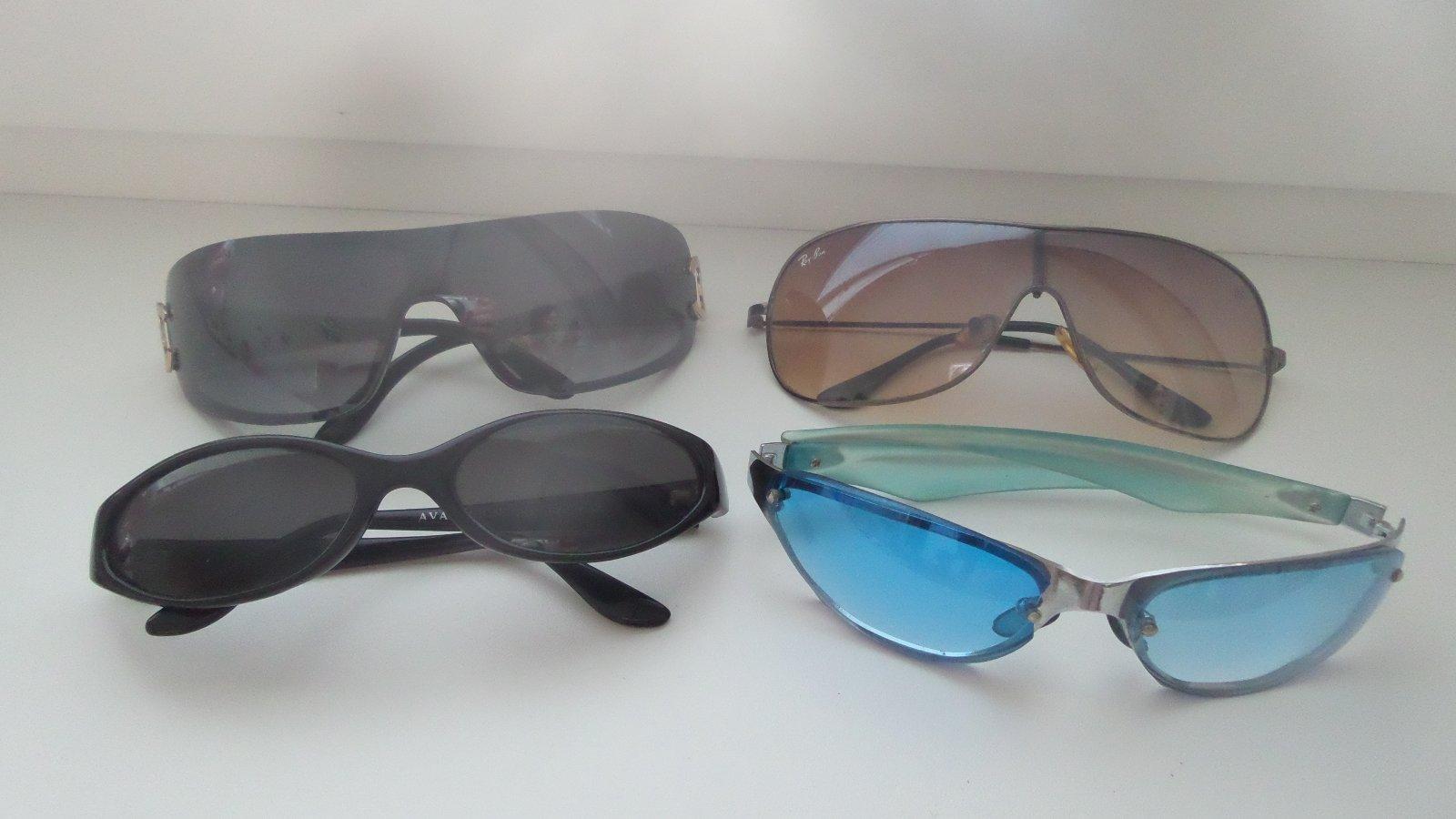 8f2da4bd0743b Dámske slnečné okuliare, - 4 € od predávajúcej nikush29 | Detský ...