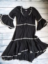 Čierne šaty, m