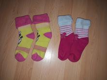 Froté ponožky 2 páry, 98