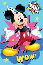 Detská deka mickey mouse 01 100x150 cm,