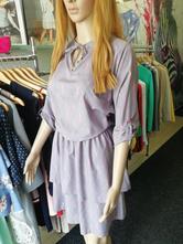 Letné vzorované šaty, m