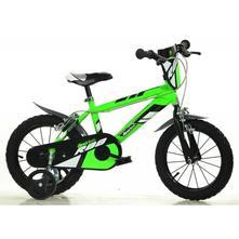 "Detský bicykel dino 414uz - 14"" ,"