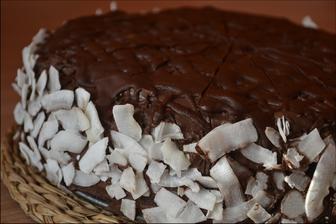 Kubánska tortička :)