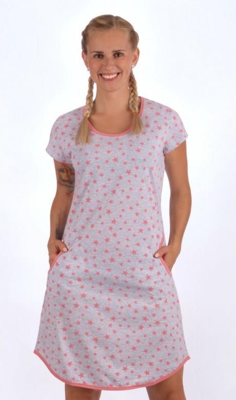 0d5fd7907849 Dámske domáce šaty star