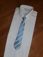 Detská kravata pásikavá 30    ,