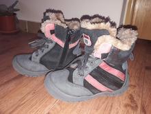 Detske topanky protetika na zimu, velkost 25, protetika,25