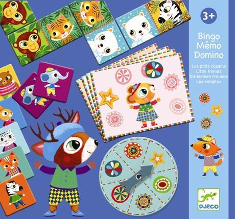 ac39563b2 Hry 3 v 1 - bingo, memo, domino, - 16,95 € od predávajúcej detskahracka |  Detský bazár | ModryKonik.sk