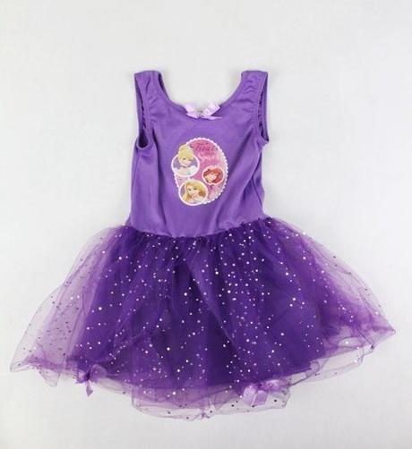 Karnevalové šaty disney