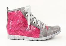 Dievčenské topánky kornecki - väčšie 17 10048 b+z, kornecki,31 / 32 / 33