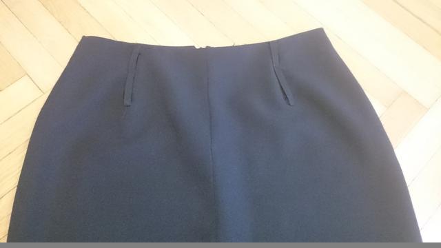 775ce0b41bde Dlhá úzka sukňa