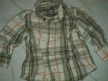 Košeľa, h&m,80