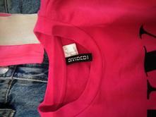 Teplákové tričko, h&m,s