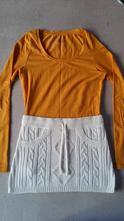 Pletená sukňa, terranova,xs
