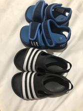 Sandálky, adidas,21