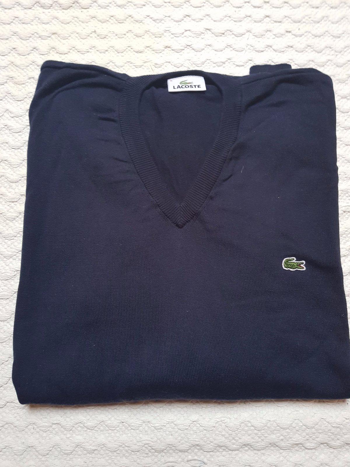 c11a69b9804c8 Lacoste sveter, lacoste,l - 20 € od predávajúcej dzulie31 | Detský bazár |  ModryKonik.sk